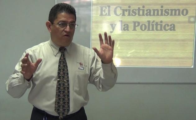 Pr. Donald Herrera Terán - Costa Rica